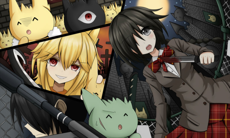 mogeko castle the anime -#main